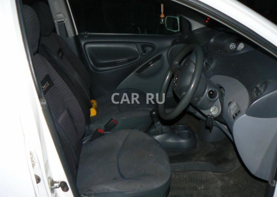 Toyota Vitz, Барабинск