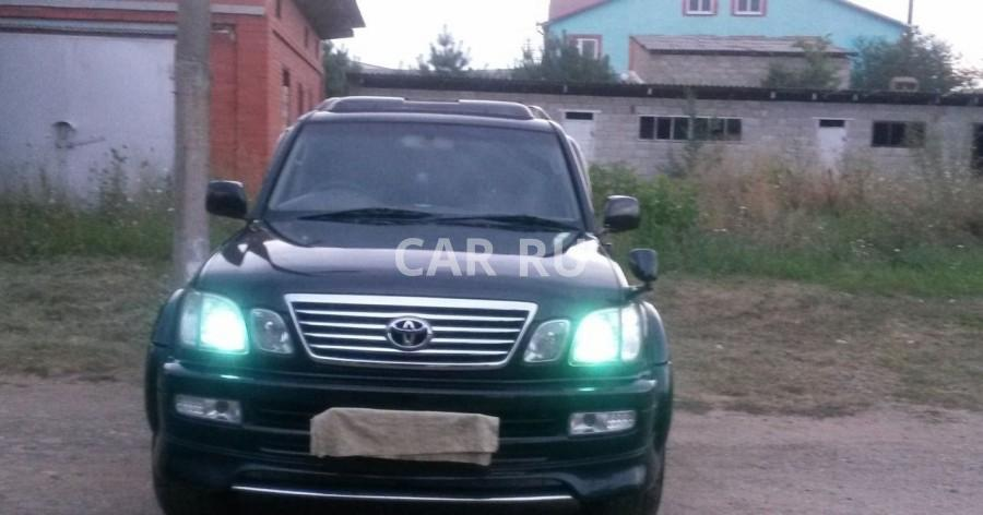 Toyota Land Cruiser, Абинск