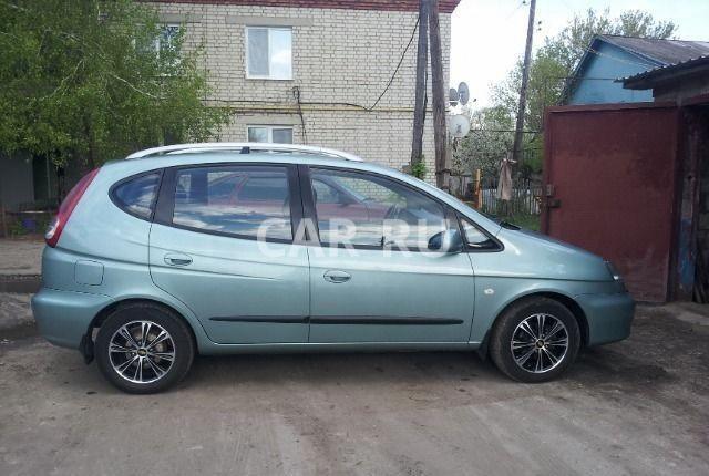 Chevrolet Rezzo, Аркадак