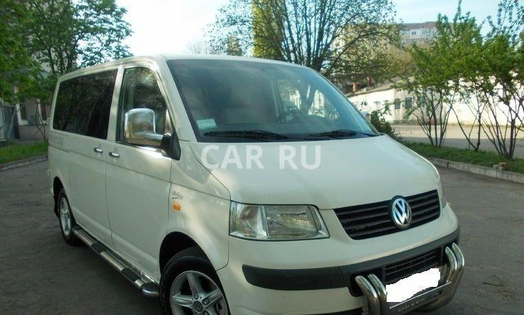 Volkswagen Transporter, Архангельск