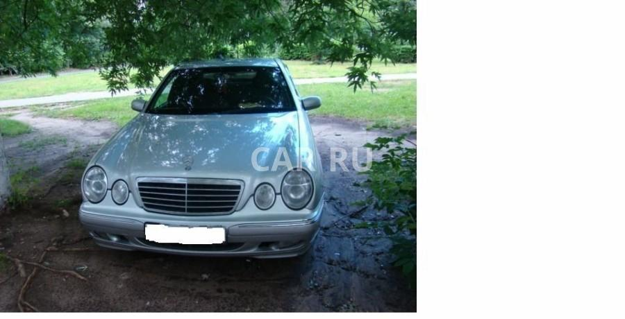 Mercedes E-Class, Балашиха
