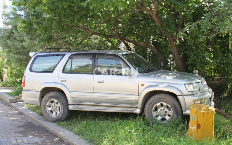 Toyota Hilux, Астрахань
