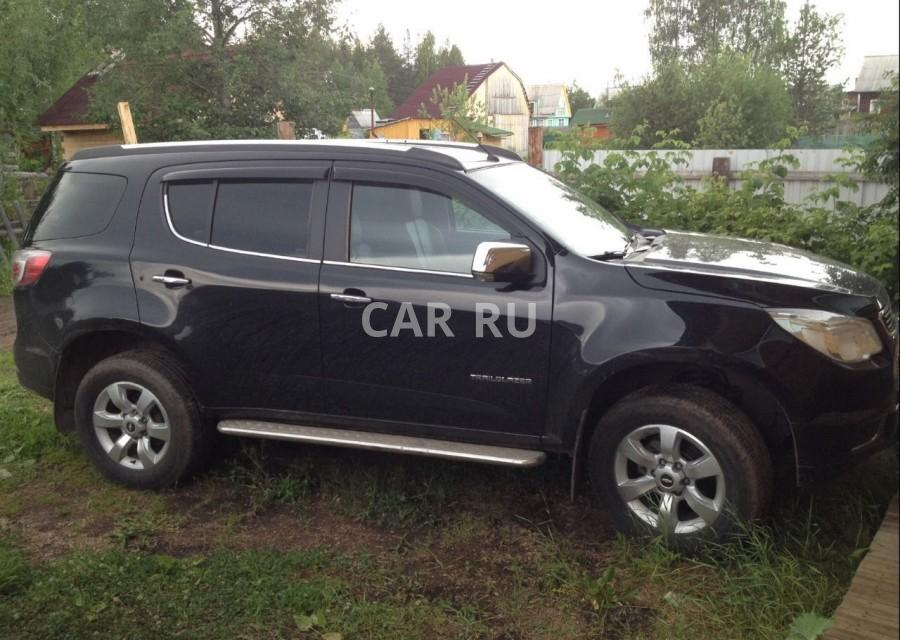 Chevrolet TrailBlazer, Архангельск