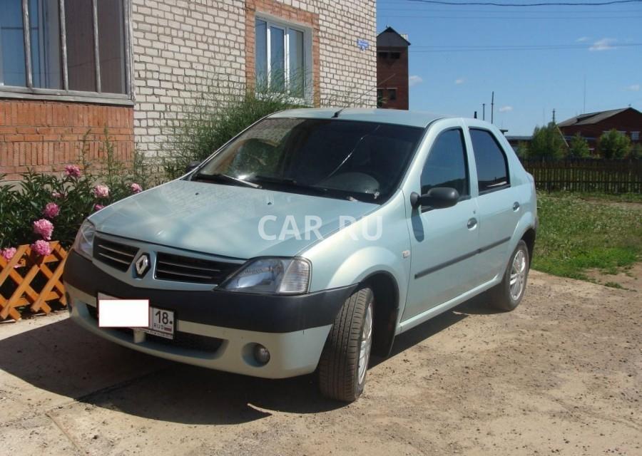 Renault Logan, Балезино