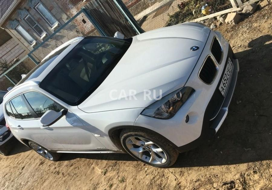 BMW X1, Астрахань
