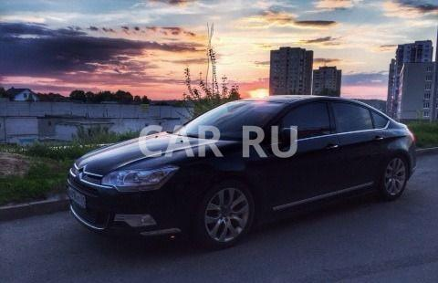 Citroen C5, Белгород