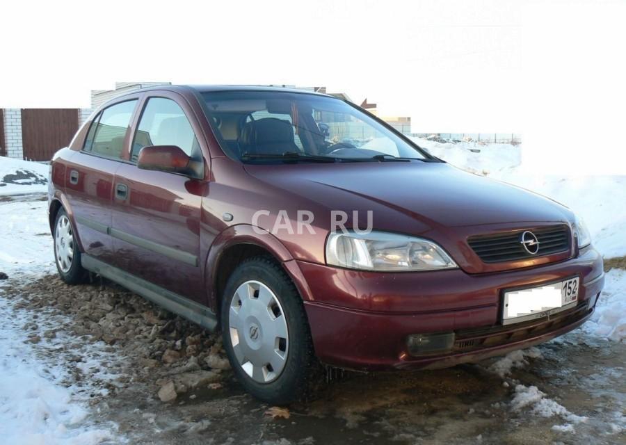 Opel Astra, Арзамас