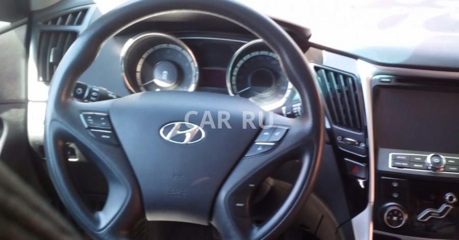 Hyundai Sonata, Афипский