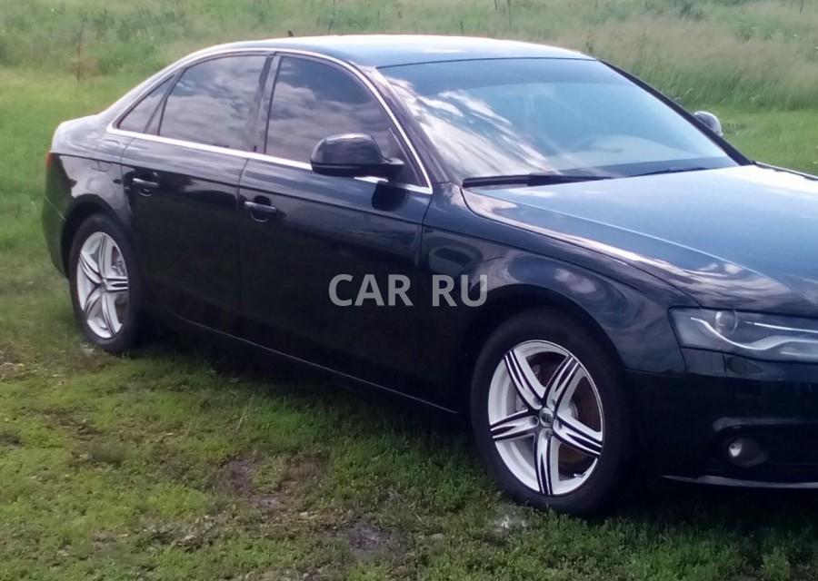 Audi A4, Балашов