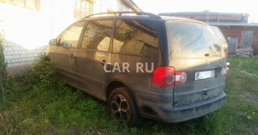 Volkswagen Sharan, Белгород
