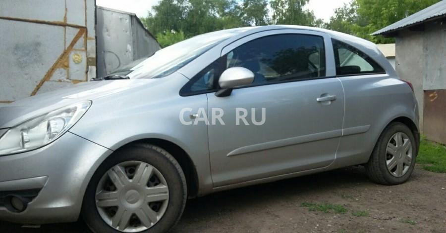 Opel Corsa, Безенчук