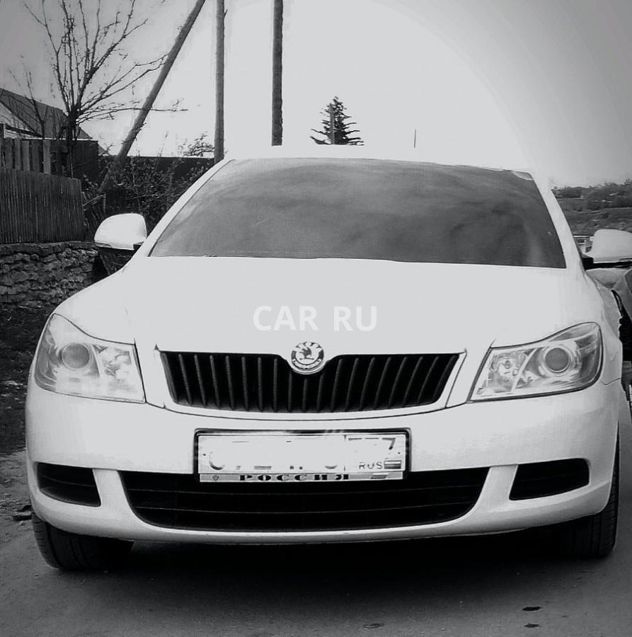 Skoda Octavia, Балашиха