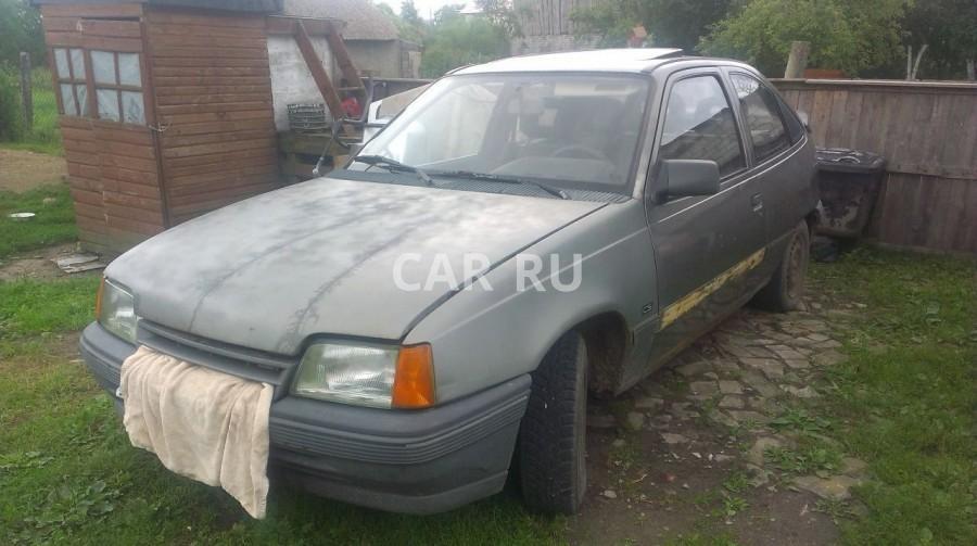 Opel Kadett, Багратионовск