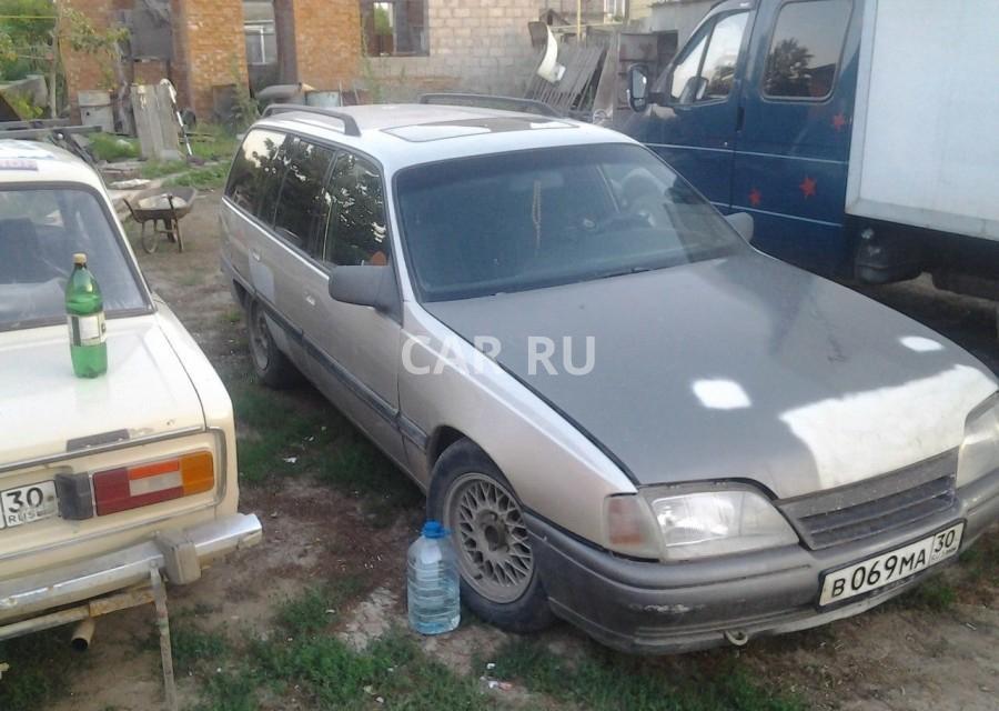 Opel Omega, Астрахань