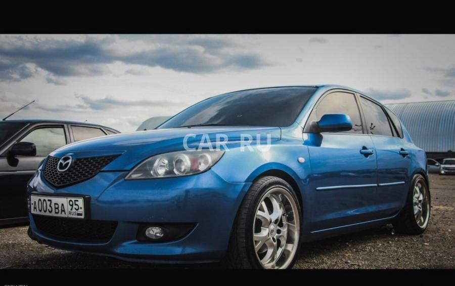 Mazda 3, Аргун