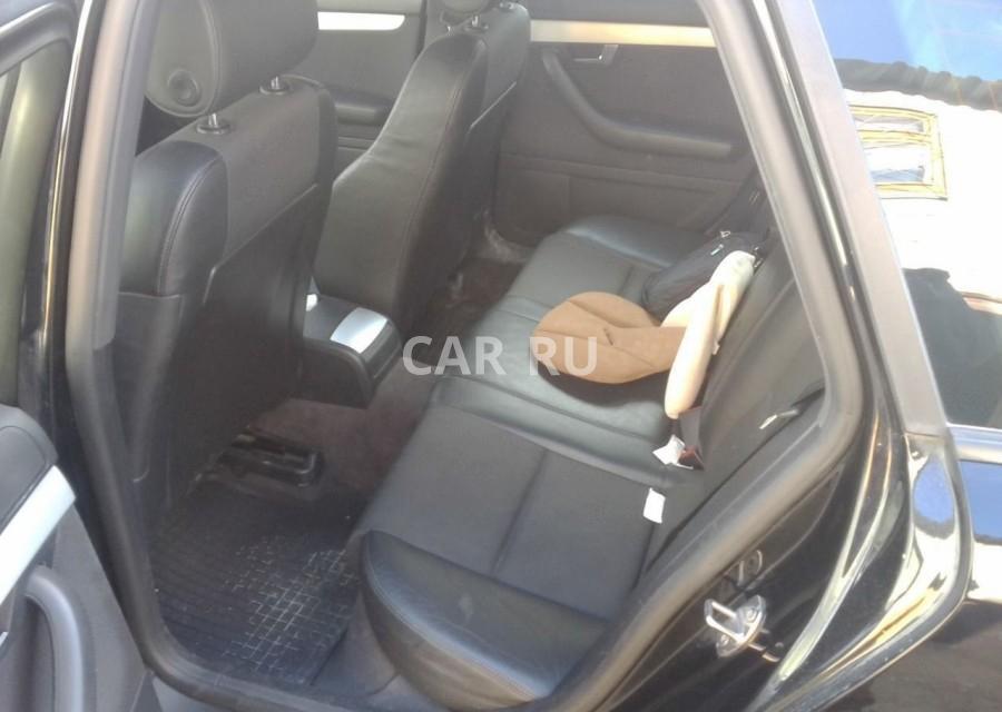 Audi A4, Асбест