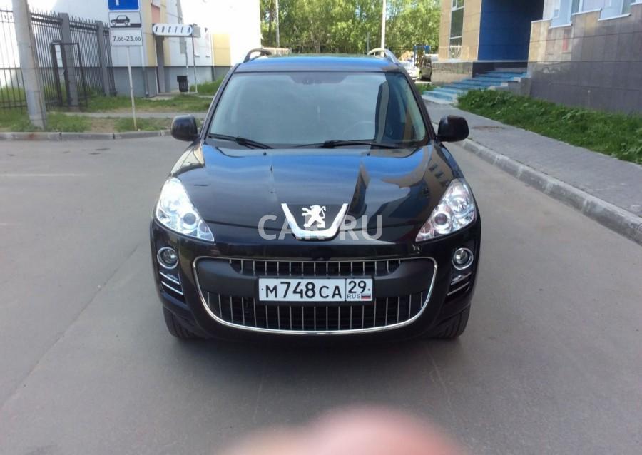 Peugeot 4007, Архангельск
