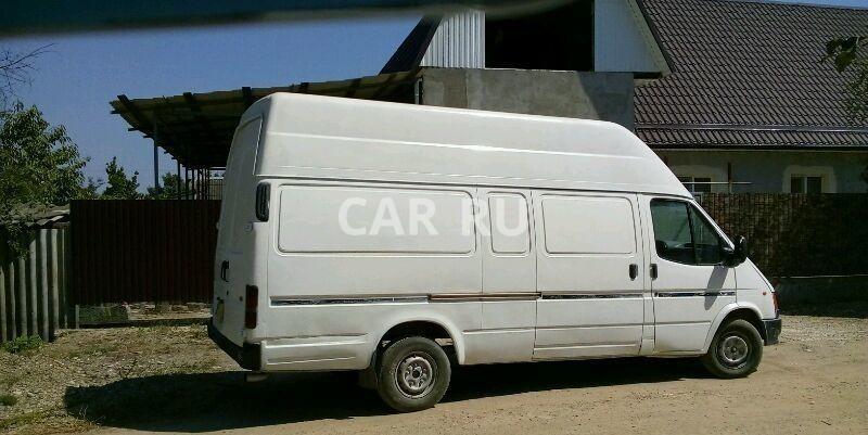 Ford Transit, Абинск