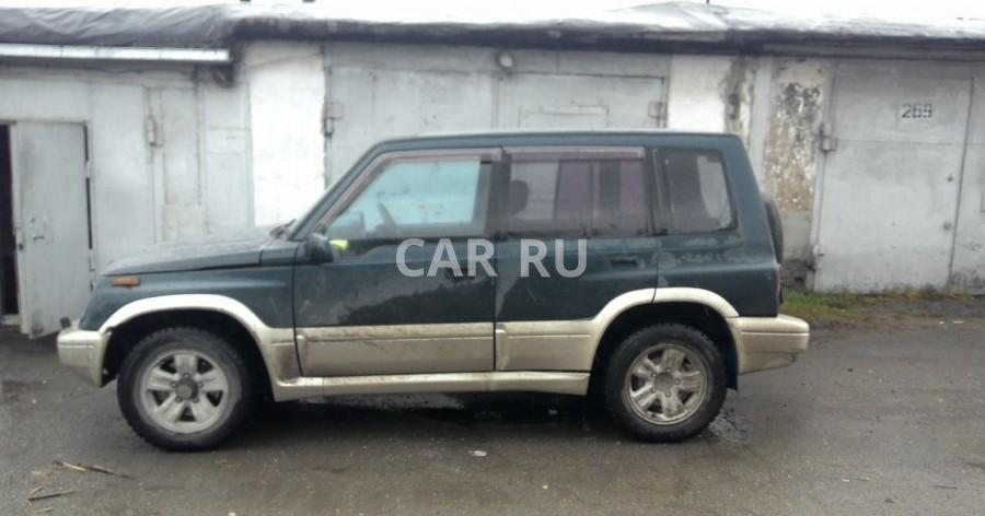 Suzuki Escudo, Ачинск