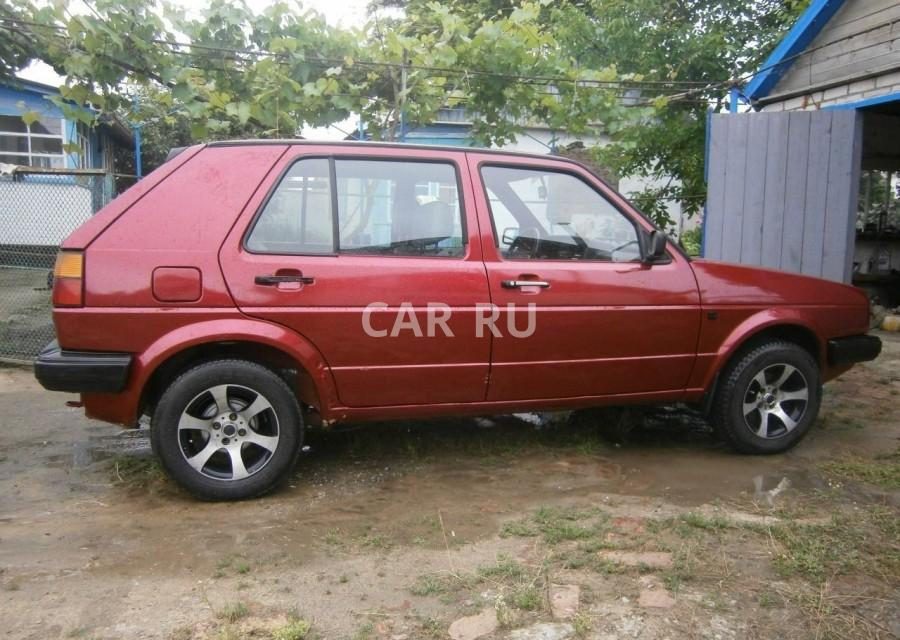 Volkswagen Golf, Александровское