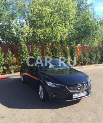 Mazda 6, Балашиха