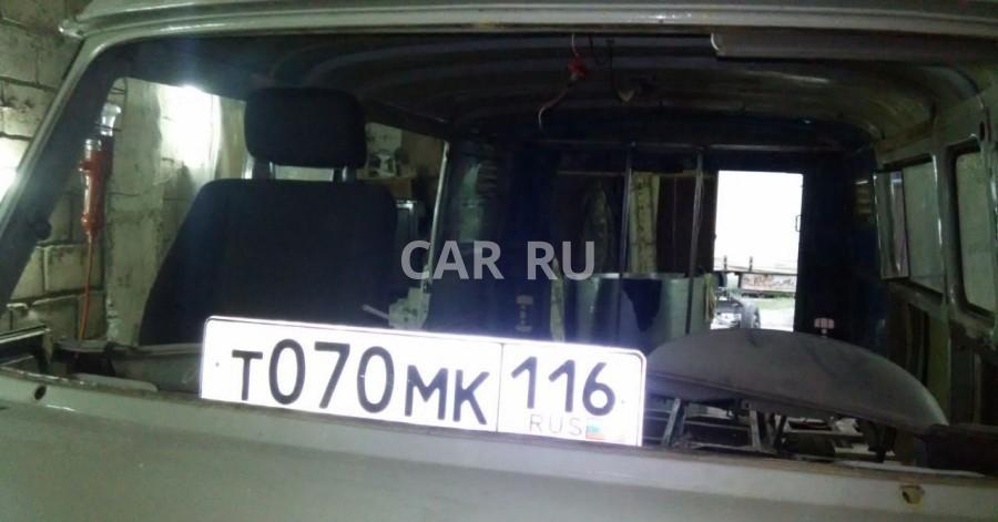 Уаз 390995, Азнакаево