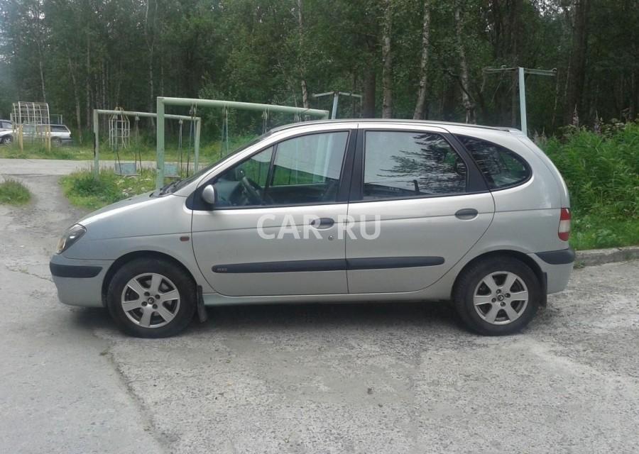 Renault Scenic, Апатиты