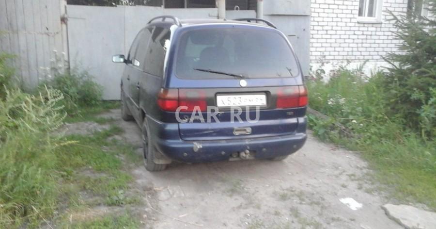 Volkswagen Sharan, Балашов