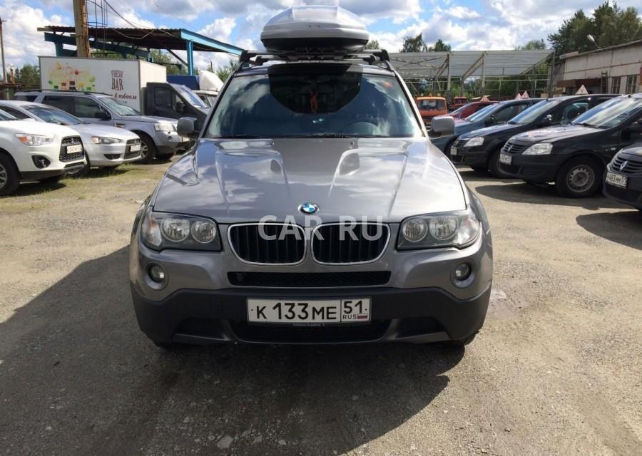 BMW X3, Апатиты