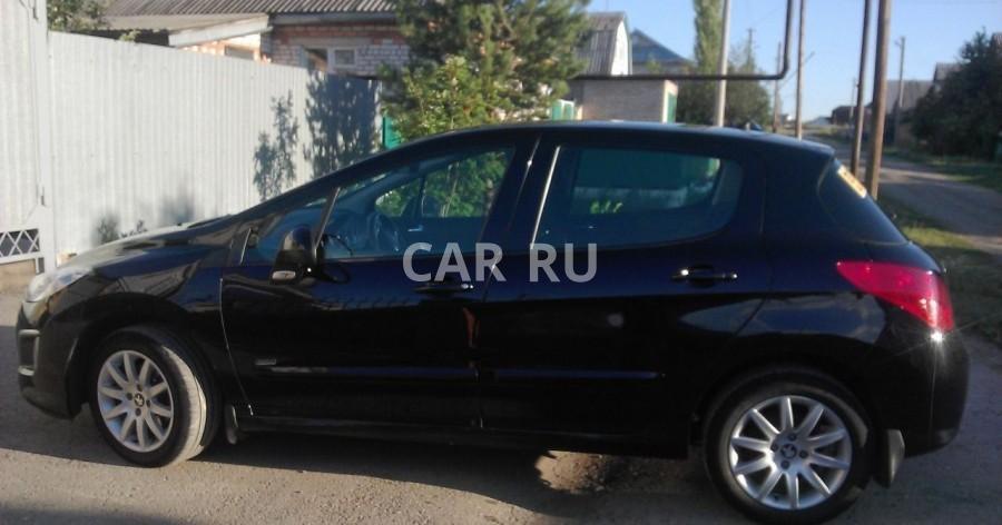 Peugeot 308, Абдулино