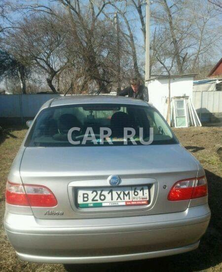 Fiat Albea, Батайск
