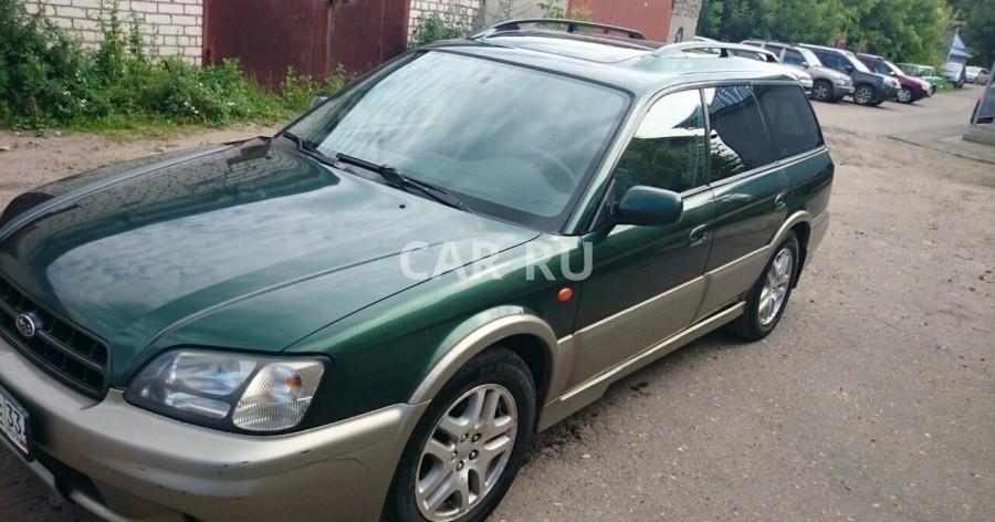 Subaru Legacy, Александров