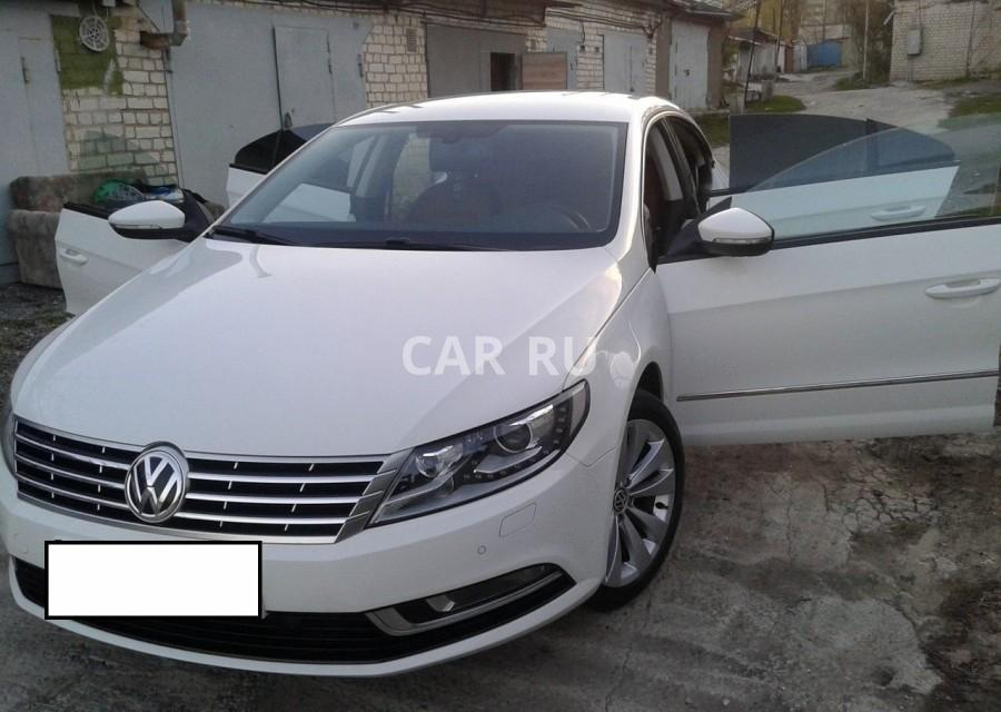 Volkswagen Passat CC, Белгород