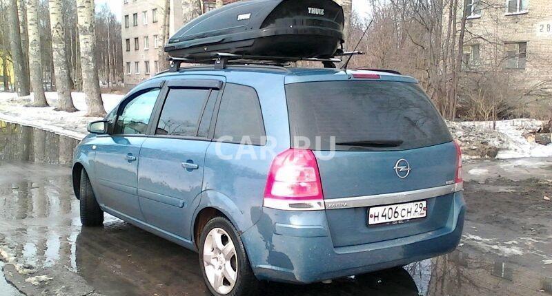 Opel Zafira Family, Архангельск