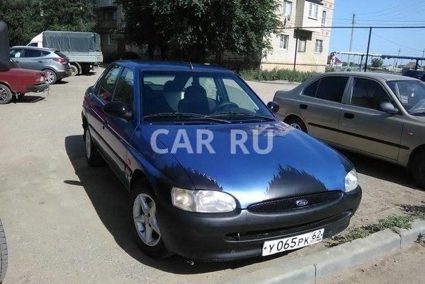 Ford Escort, Астрахань