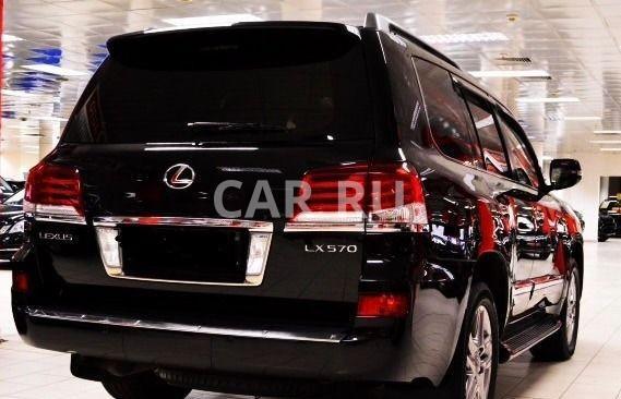 Lexus LX, Астрахань