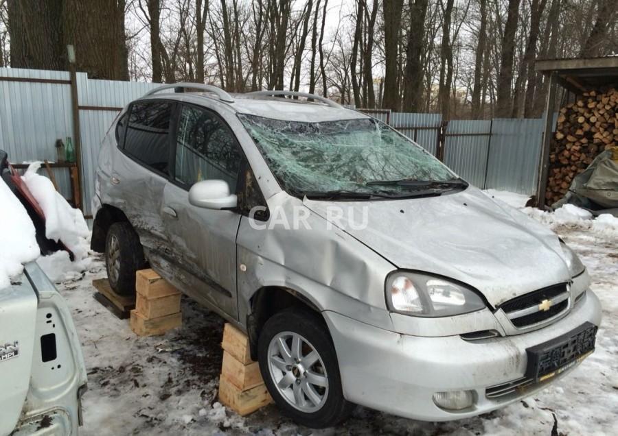 Chevrolet Rezzo, Балахна