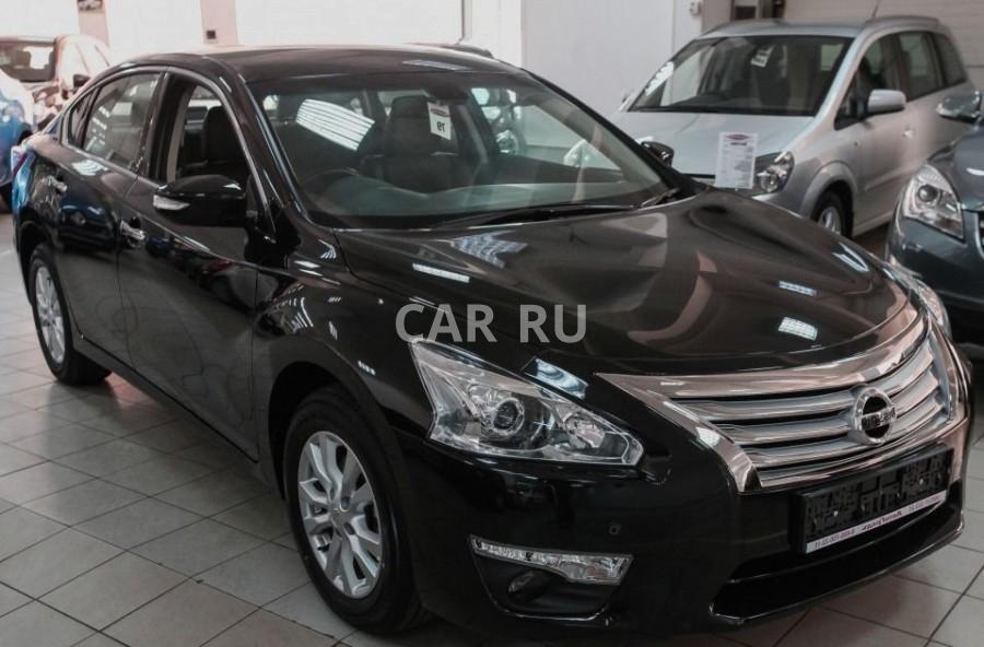 Nissan Teana, Балашиха