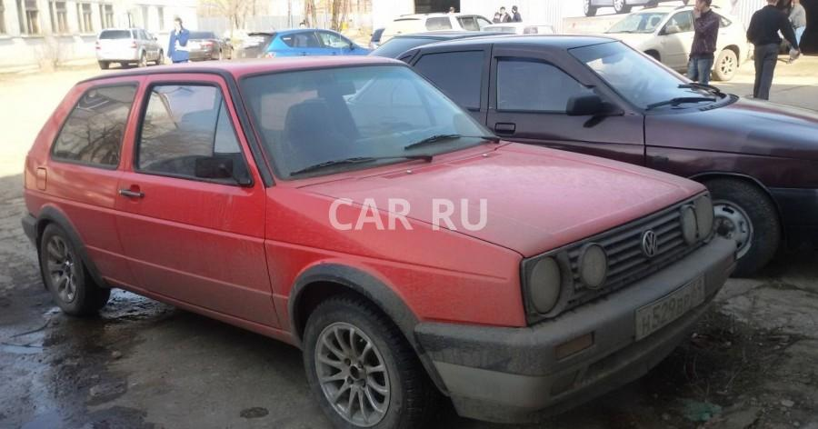 Volkswagen Golf, Балаково
