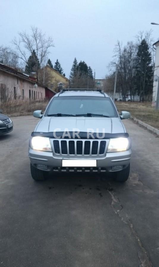 Jeep Grand Cherokee, Андреевка