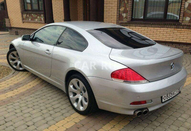 BMW 6-series, Белгород