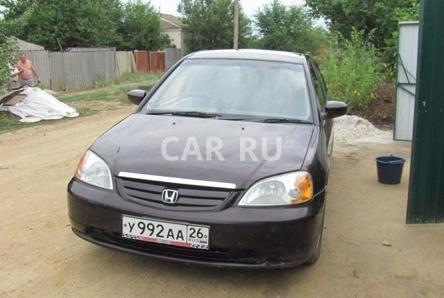 Honda Civic, Арзгир