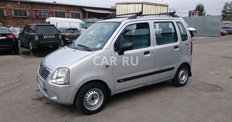 Suzuki Wagon R, Архангельск