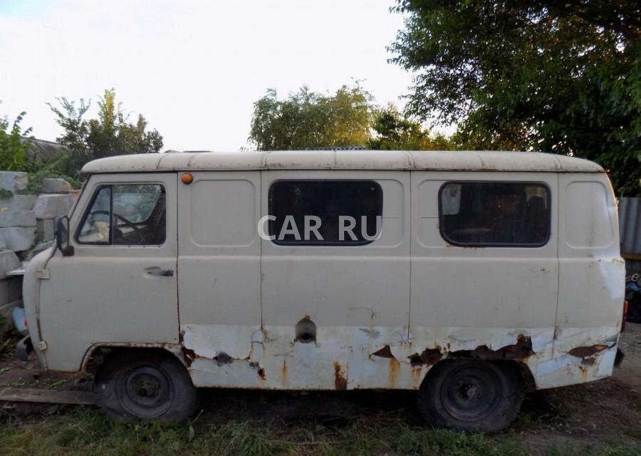 Уаз 3741, Белгород