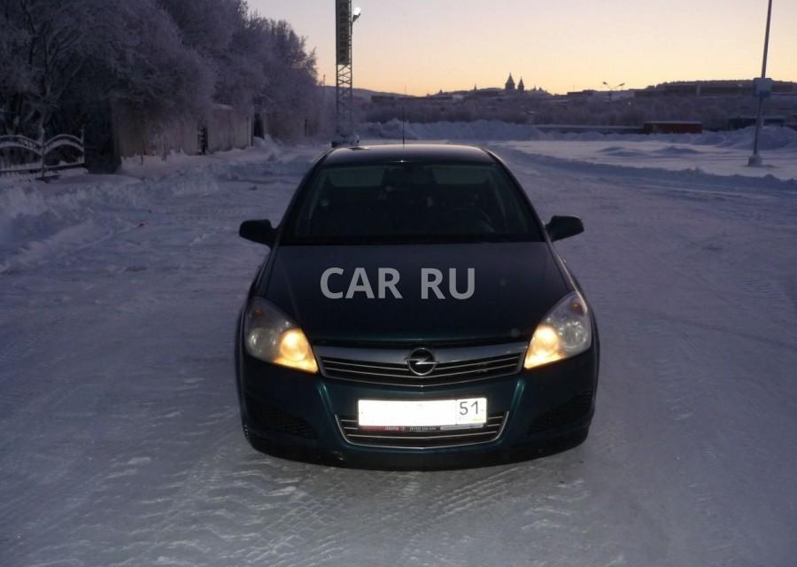 Opel Astra, Апатиты