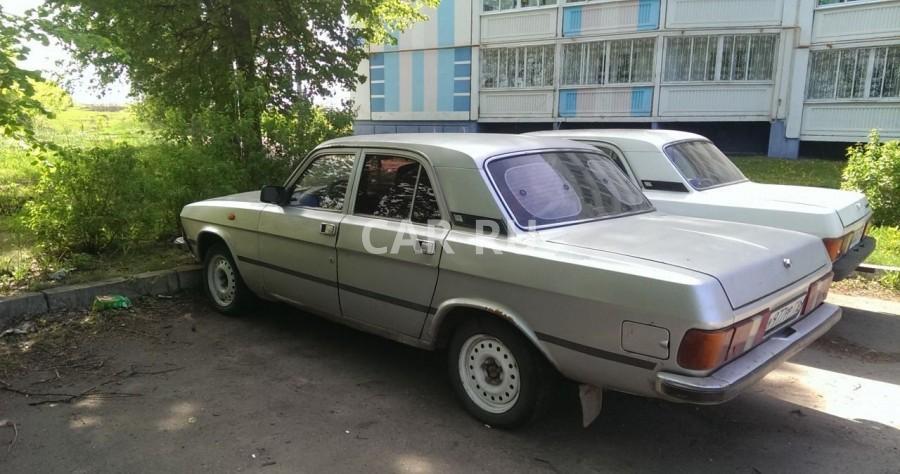 Газ Volga, Альметьевск