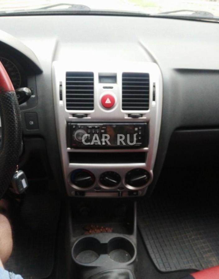 Hyundai Getz, Азов