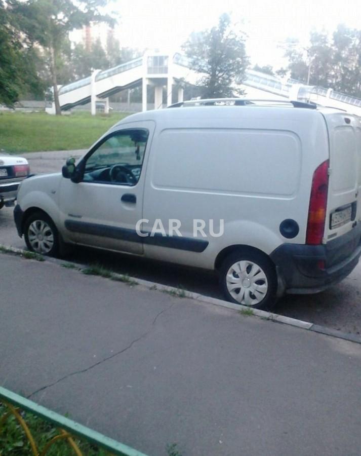 Renault Kangoo, Балашиха