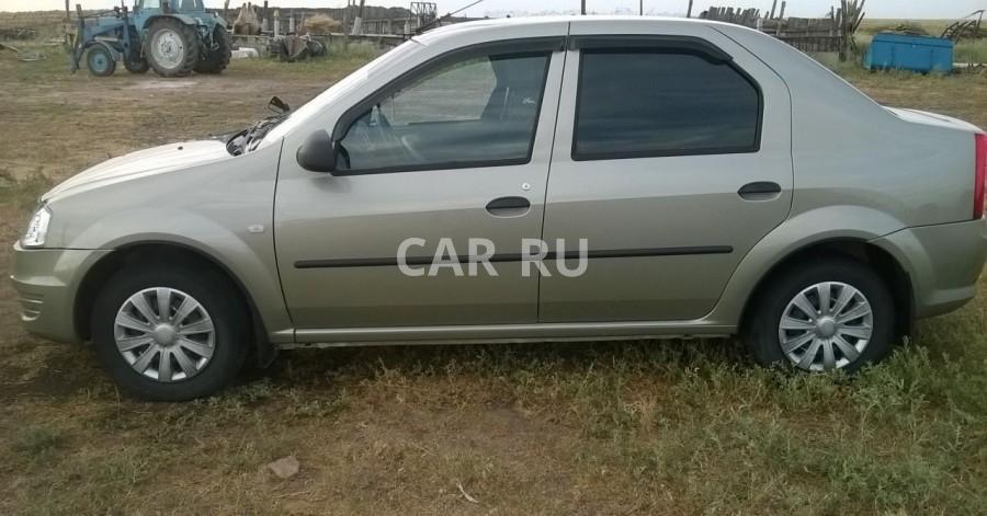Renault Logan, Александров Гай