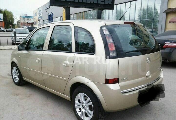 Opel Meriva, Абдулино